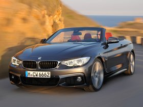 Ver foto 21 de BMW Serie 4 Cabrio Sport Line F33 2013