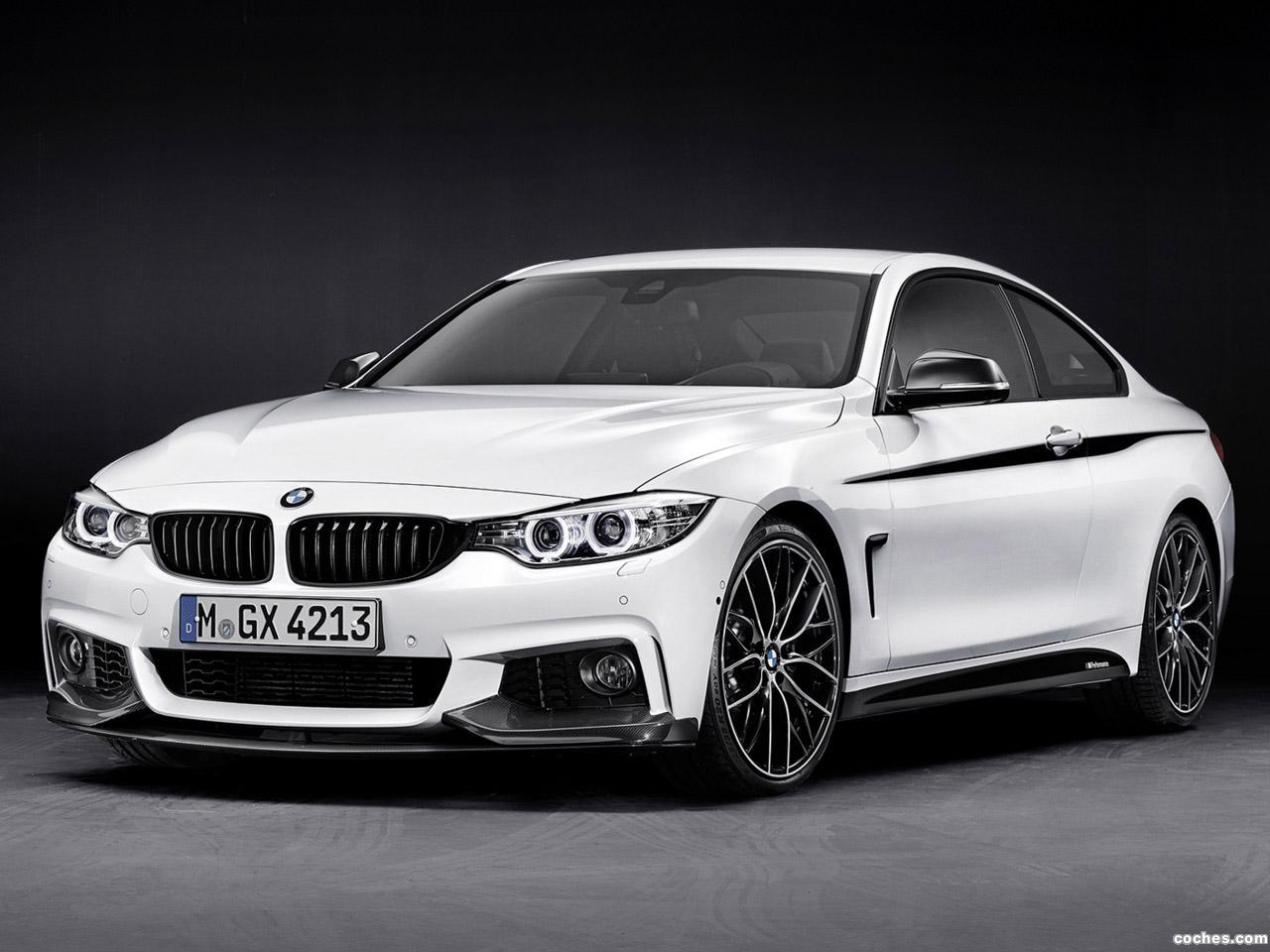 Foto 0 de BMW Serie 4 M Performance Package F32 2013