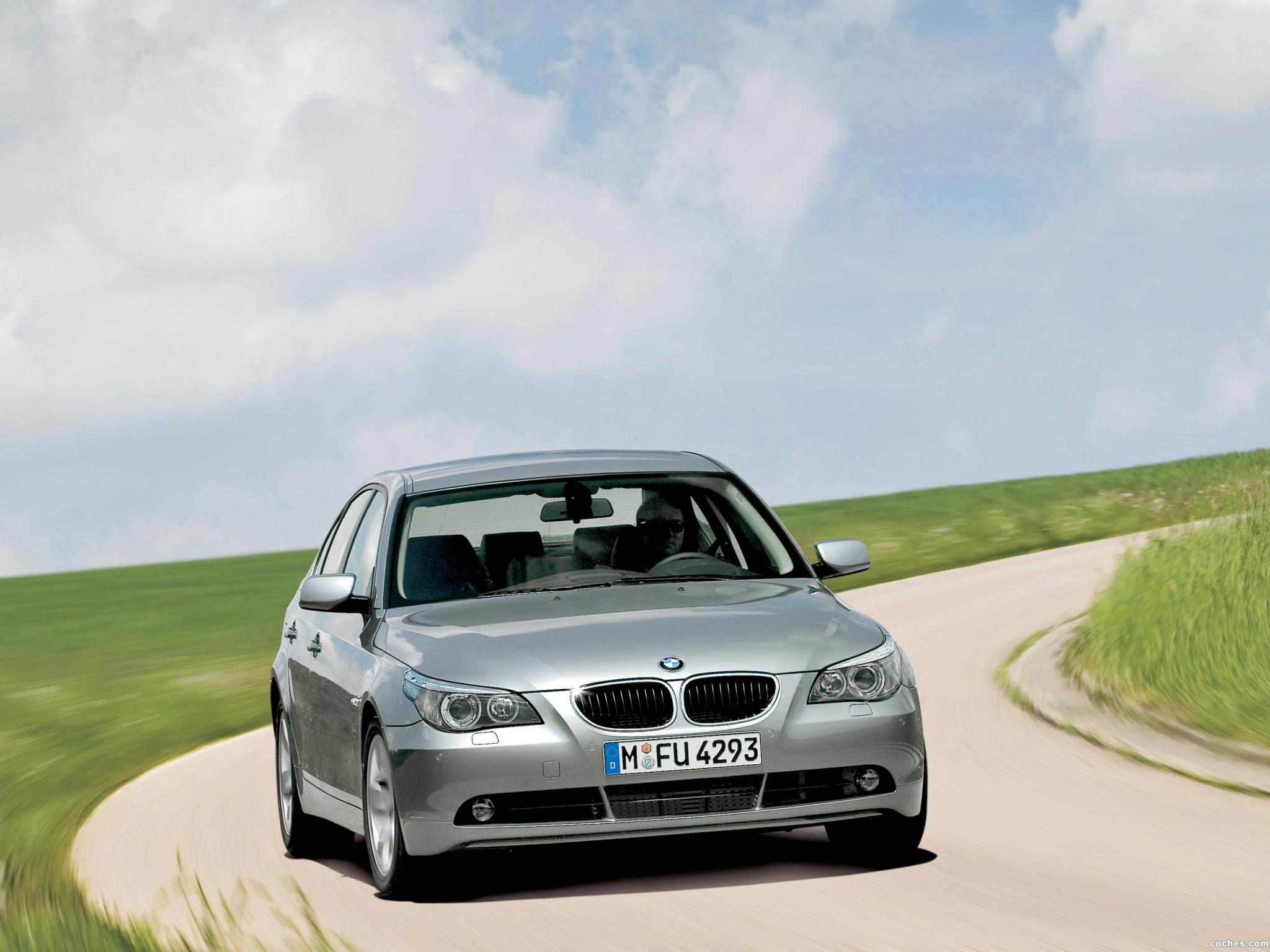 Foto 0 de BMW Serie 5 E60 2003