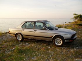 Ver foto 2 de BMW Serie 5 518 Sedan E28 1981