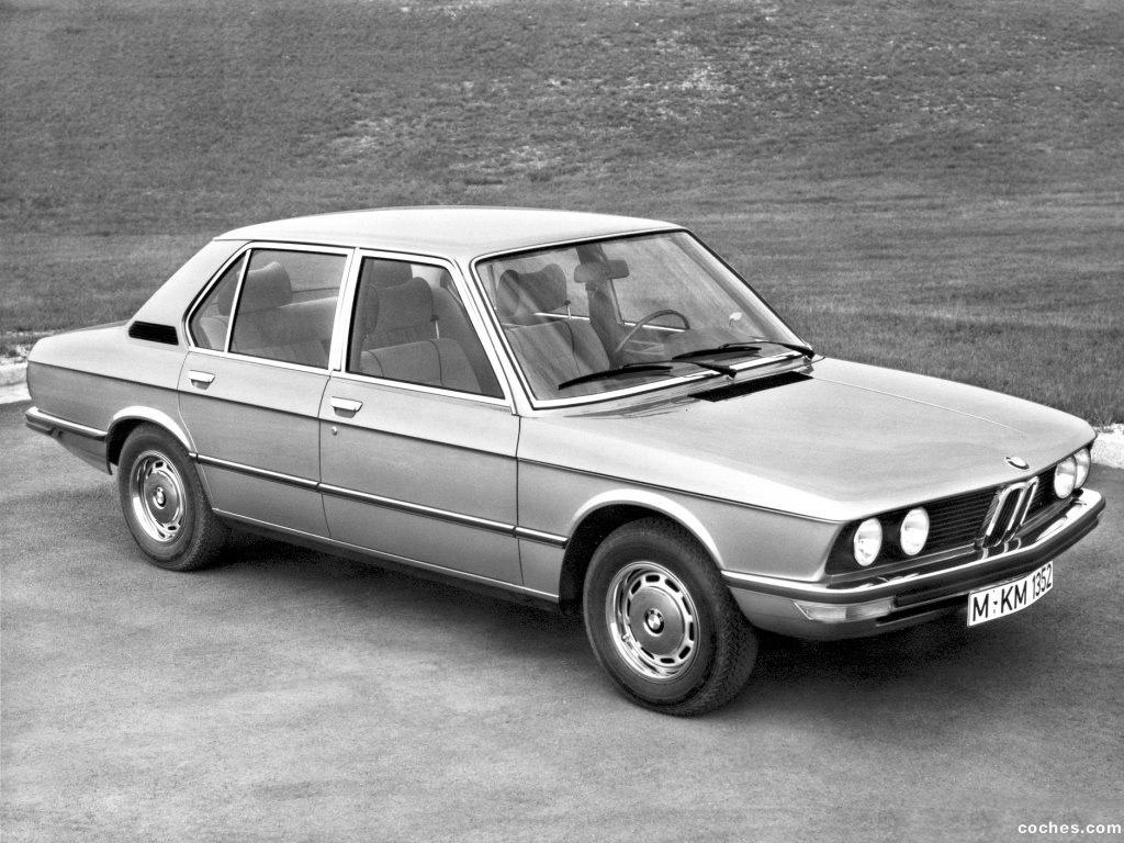 Foto 0 de BMW Serie 5 520 E12 1972