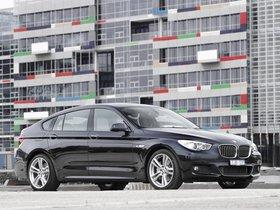 Ver foto 9 de BMW Serie 5 520d Gran Turismo M Sport F07 Australia 2012