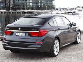 Ver foto 5 de BMW Serie 5 520d Gran Turismo M Sport F07 Australia 2012