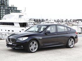 Ver foto 3 de BMW Serie 5 520d Gran Turismo M Sport F07 Australia 2012