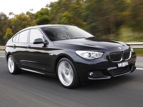 Fotos de BMW Serie 5 520d Gran Turismo M Sport F07 Australia 2012