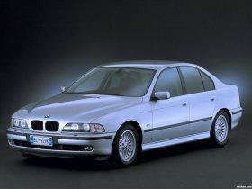 Ver foto 5 de BMW Serie 5 520d Sedan E39 2000