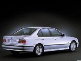 Ver foto 4 de BMW Serie 5 520d Sedan E39 2000