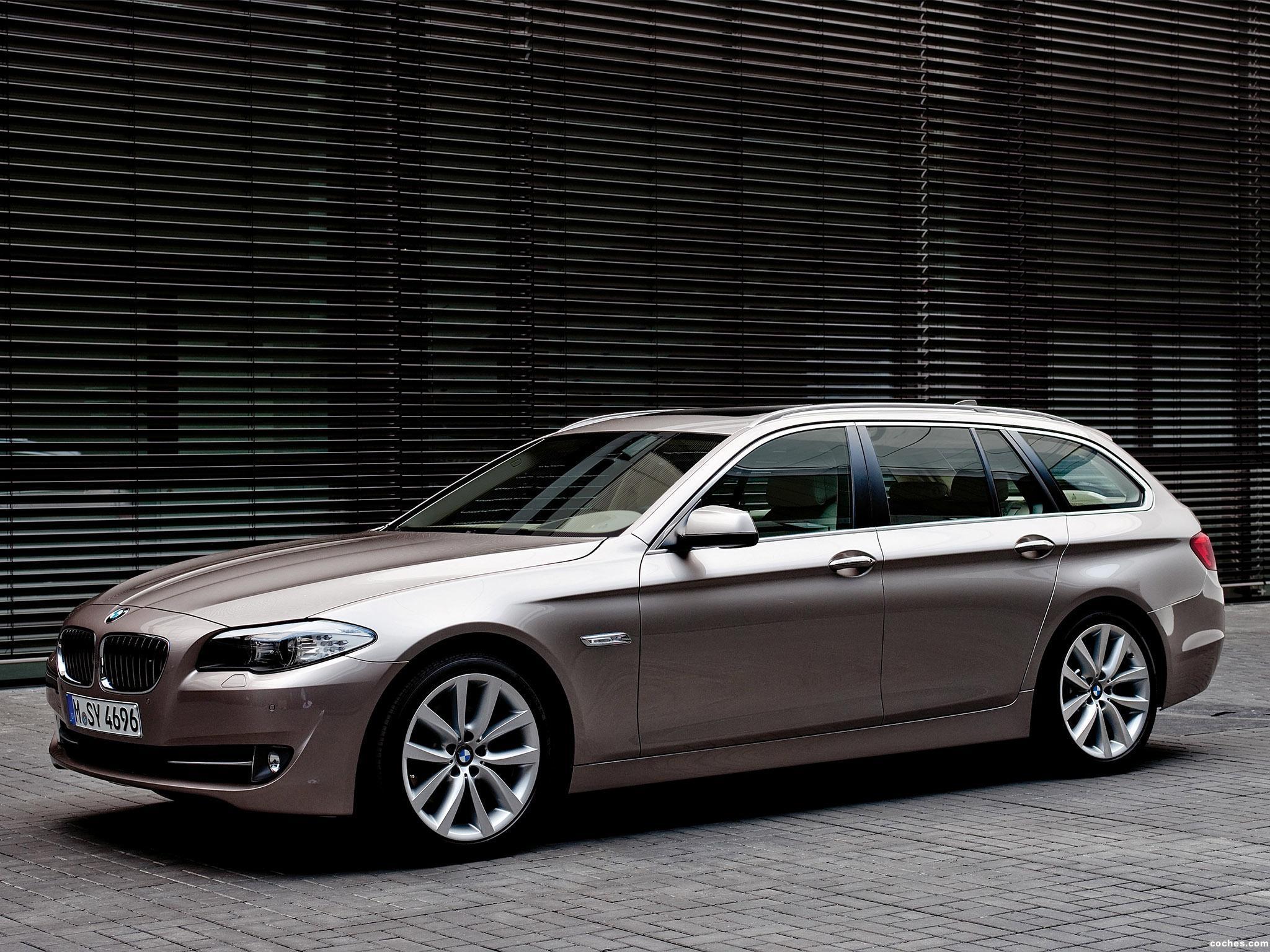 Foto 0 de BMW Serie 5 520d Touring 2010