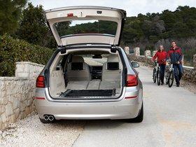 Ver foto 28 de BMW Serie 5 520d Touring 2010