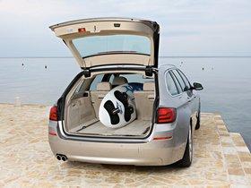 Ver foto 27 de BMW Serie 5 520d Touring 2010