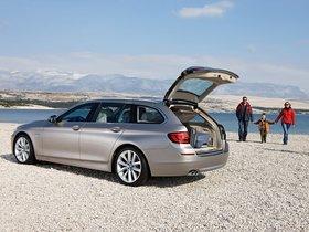 Ver foto 25 de BMW Serie 5 520d Touring 2010