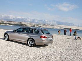 Ver foto 24 de BMW Serie 5 520d Touring 2010