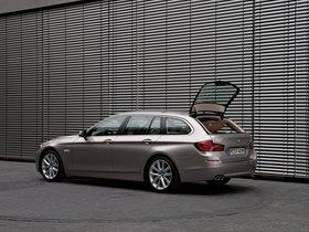 Ver foto 21 de BMW Serie 5 520d Touring 2010