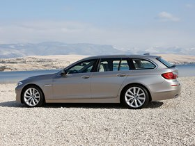 Ver foto 18 de BMW Serie 5 520d Touring 2010