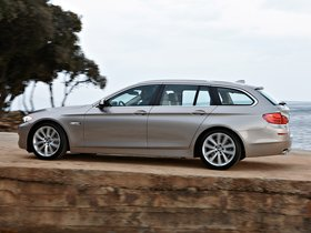 Ver foto 17 de BMW Serie 5 520d Touring 2010