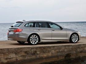 Ver foto 16 de BMW Serie 5 520d Touring 2010