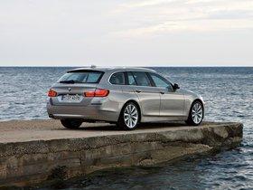 Ver foto 15 de BMW Serie 5 520d Touring 2010