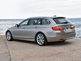 Ver foto 14 de BMW Serie 5 520d Touring 2010