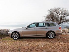 Ver foto 13 de BMW Serie 5 520d Touring 2010