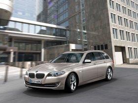Ver foto 12 de BMW Serie 5 520d Touring 2010