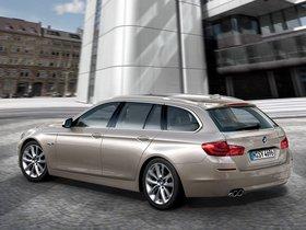 Ver foto 11 de BMW Serie 5 520d Touring 2010