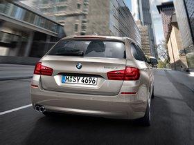 Ver foto 10 de BMW Serie 5 520d Touring 2010