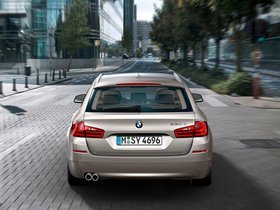 Ver foto 9 de BMW Serie 5 520d Touring 2010