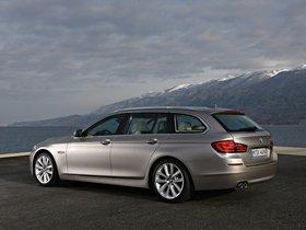 Ver foto 7 de BMW Serie 5 520d Touring 2010