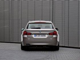 Ver foto 5 de BMW Serie 5 520d Touring 2010