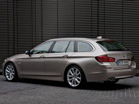 Ver foto 4 de BMW Serie 5 520d Touring 2010