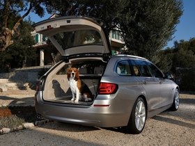 Ver foto 30 de BMW Serie 5 520d Touring 2010