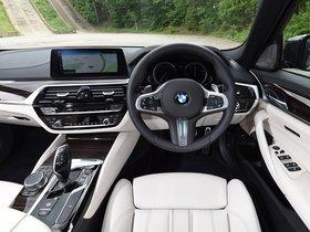 Ver foto 29 de BMW Serie 5 Touring 520d M Sport UK 2017