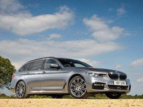 Ver foto 17 de BMW Serie 5 Touring 520d M Sport UK 2017