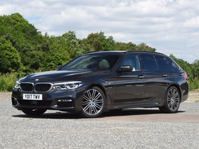 Ver foto 15 de BMW Serie 5 Touring 520d M Sport UK 2017