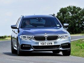 Ver foto 11 de BMW Serie 5 Touring 520d M Sport UK 2017