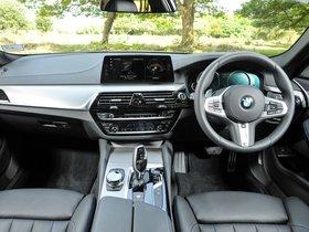Ver foto 28 de BMW Serie 5 Touring 520d M Sport UK 2017