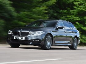 Ver foto 10 de BMW Serie 5 Touring 520d M Sport UK 2017