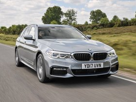 Ver foto 5 de BMW Serie 5 Touring 520d M Sport UK 2017