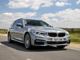 Ver foto 2 de BMW Serie 5 Touring 520d M Sport UK 2017