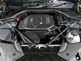 Ver foto 21 de BMW Serie 5 Touring 520d M Sport UK 2017