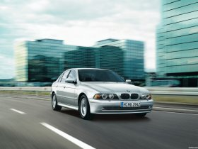 Fotos de BMW Serie 5 520i Sedan E39 2000