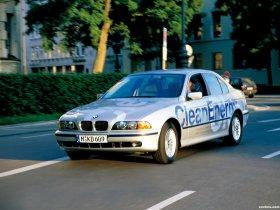 Ver foto 3 de BMW Serie 5 523g Clean Energy Concept E39 1999