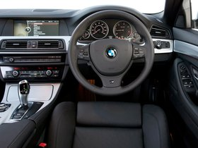 Ver foto 12 de BMW Serie 5 525d Touring M Sports Package F11 UK 2010