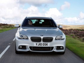 Ver foto 3 de BMW Serie 5 525d Touring M Sports Package F11 UK 2010