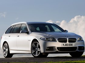 Ver foto 2 de BMW Serie 5 525d Touring M Sports Package F11 UK 2010