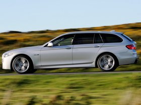 Ver foto 9 de BMW Serie 5 525d Touring M Sports Package F11 UK 2010