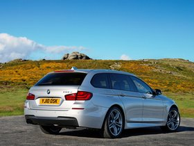 Ver foto 8 de BMW Serie 5 525d Touring M Sports Package F11 UK 2010