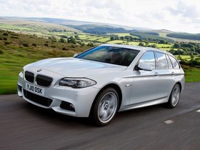 Ver foto 7 de BMW Serie 5 525d Touring M Sports Package F11 UK 2010