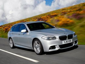 Ver foto 6 de BMW Serie 5 525d Touring M Sports Package F11 UK 2010