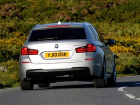 Ver foto 5 de BMW Serie 5 525d Touring M Sports Package F11 UK 2010